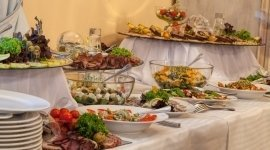 piatti pronti, gastronomia, antipasti caldi