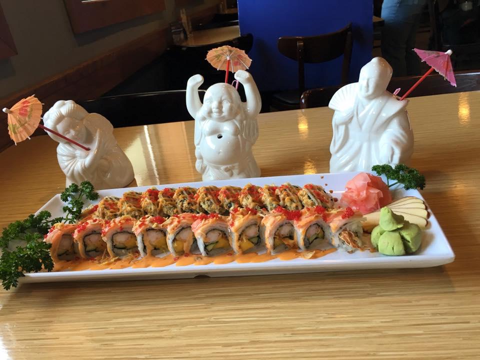 Sushi Platter Buffalo, NY