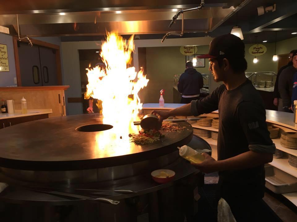 Depew, NY Mongolian Grill Restaurant