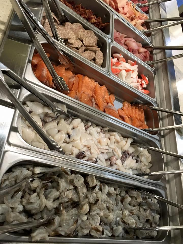 Raw Seafood Buffalo, NY