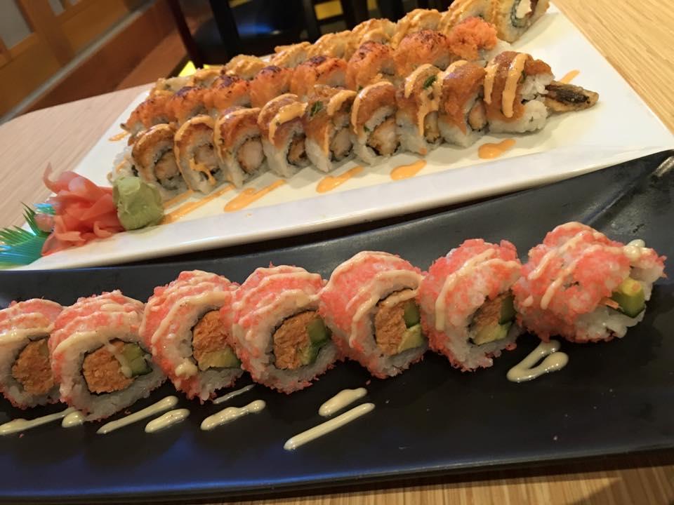Delicious Sushi Buffalo, NY