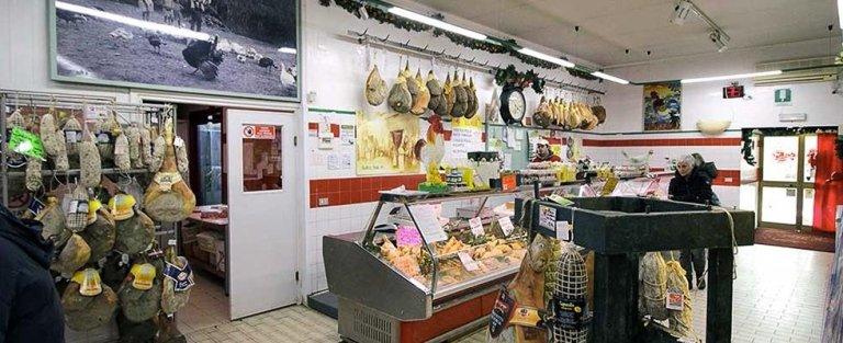 Macelleria ad Arezzo