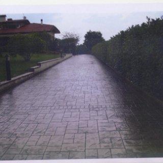 vialetto pavimentato