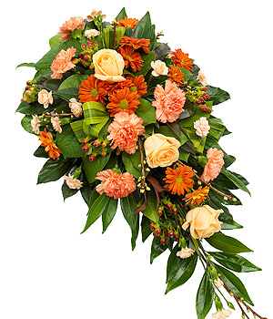 mother's condolence flowers