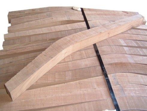componenti in legno massello per mobili
