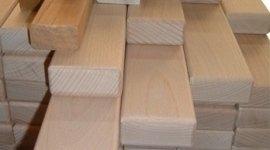 Doghe in legno per letti