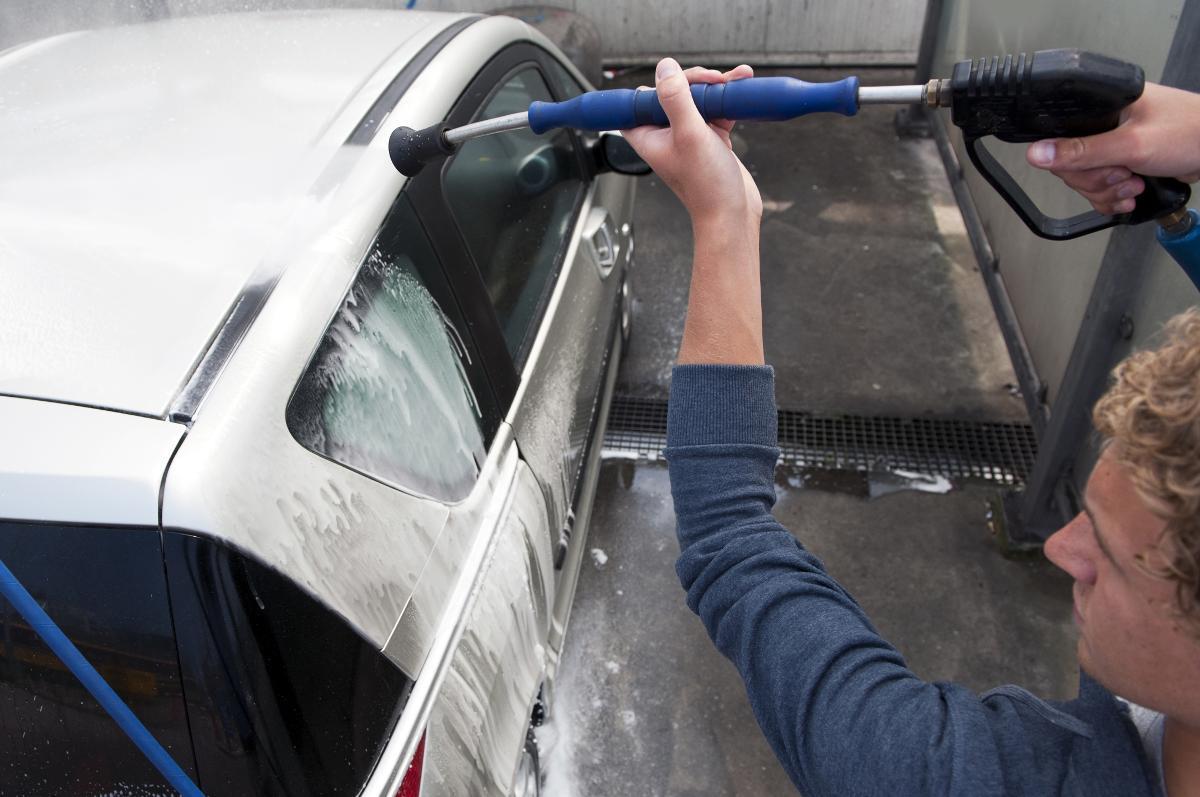 Best Car Wash Winston Salem, NC