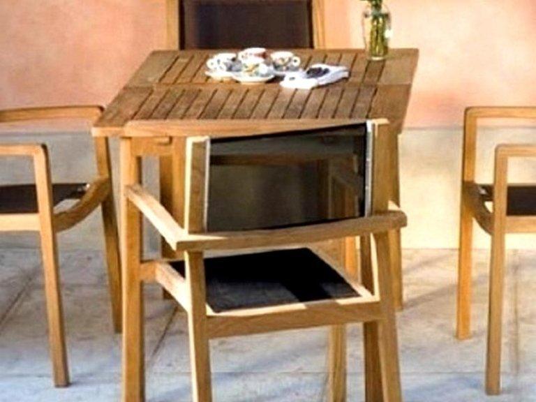 Mobili da giardino bergamo rota legnami for Mobili in alluminio per esterni