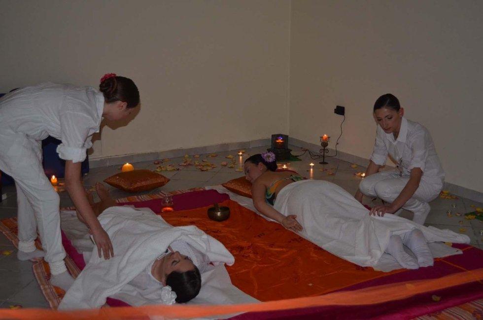 Formazione massaggiatori
