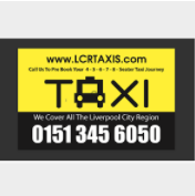 LCR Taxis logo