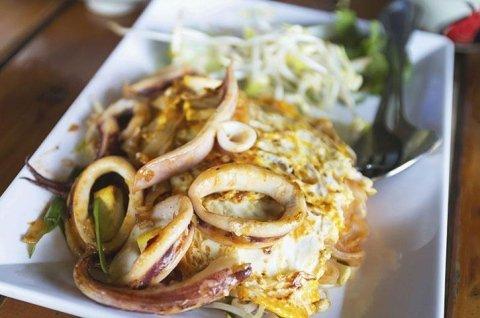 menu thai