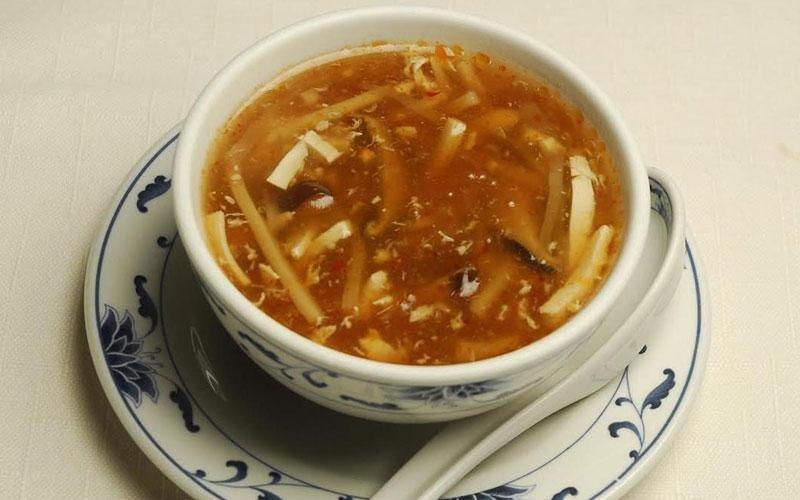 zuppa agro piccante