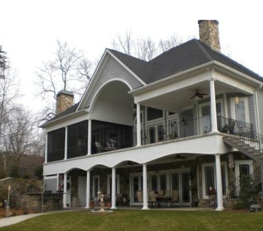 Custom built home in Mooresville, NC