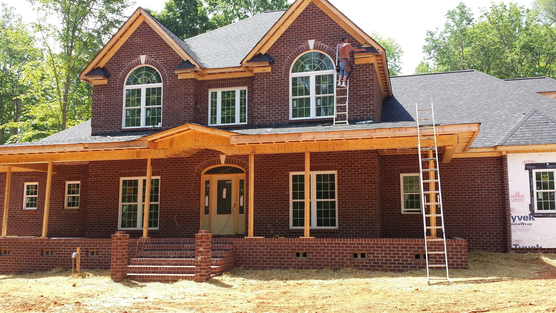New Home construction Mooresville