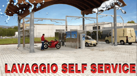 Lavaggio self service
