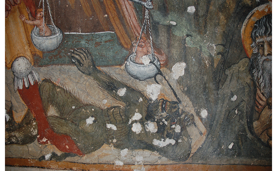 San Nicolo - Bardineto - Durante l