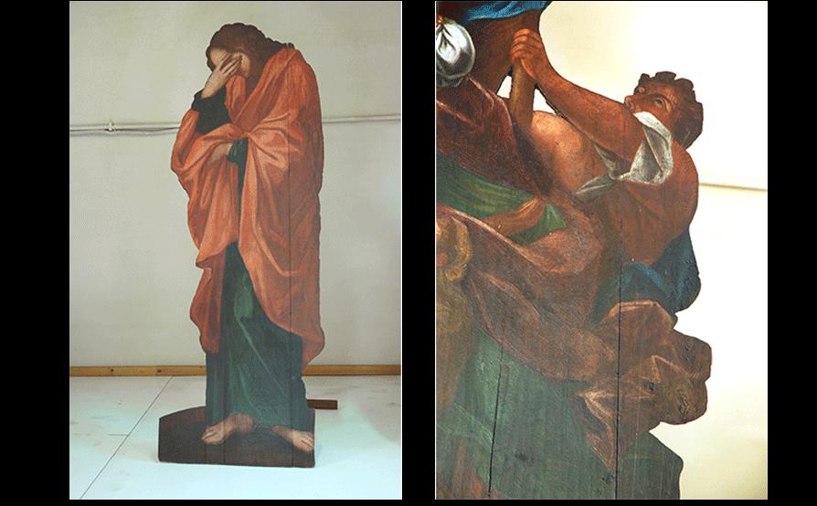 Cappella di San Rocco - Cengio - Restauro ultimato