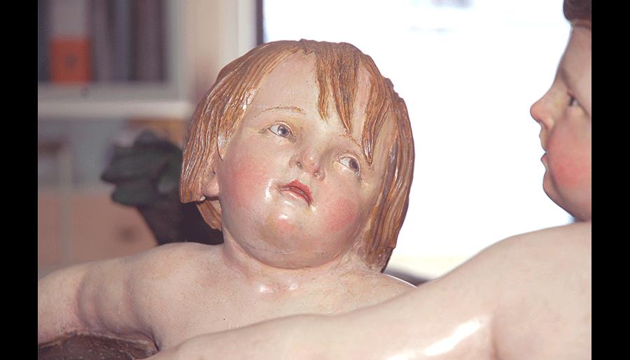 Battesimo di Cristo - Sassello - Restauro ultimato