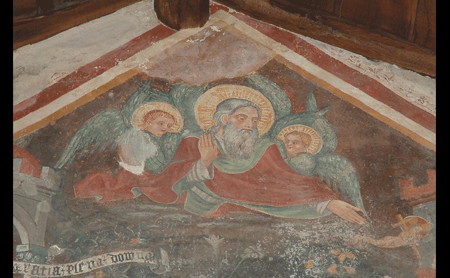 San Nicolo - Bardineto - Prima del restauro