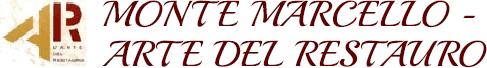 MONTE MARCELLO - ARTE DEL RESTAURO - LOGO