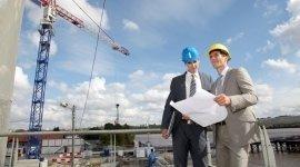 direzione lavori edili, edilizia industriale, edilizia residenziale
