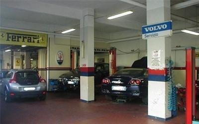 officina auto riparazioni