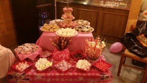 dolci e caramelle