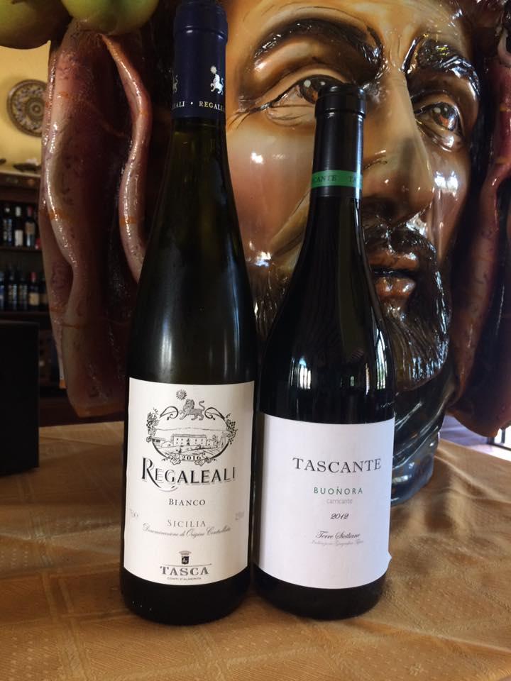 vini a marchio Tasca