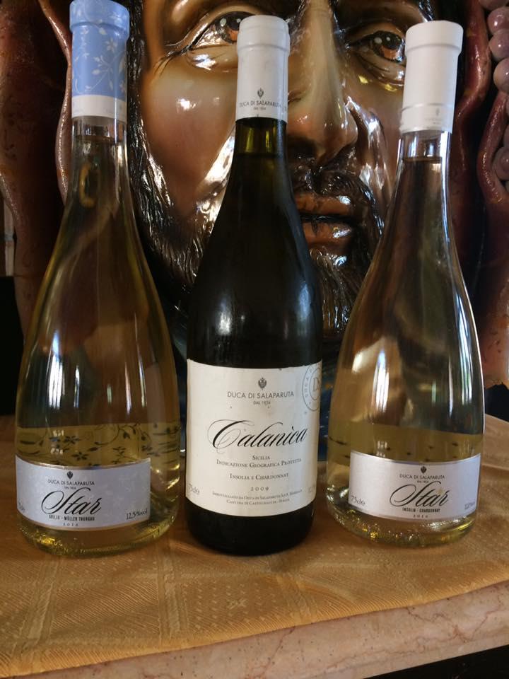 vini a marchio Duca di Salaparuta