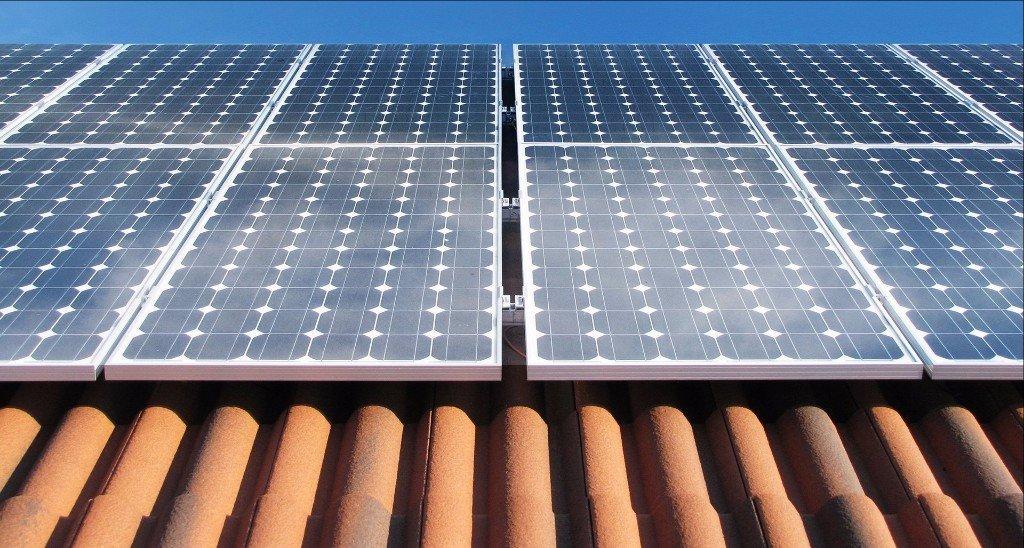 Impianti solari sul tetto