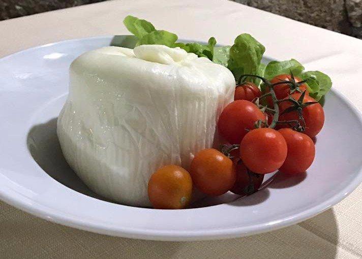 mozzarella con pomodori