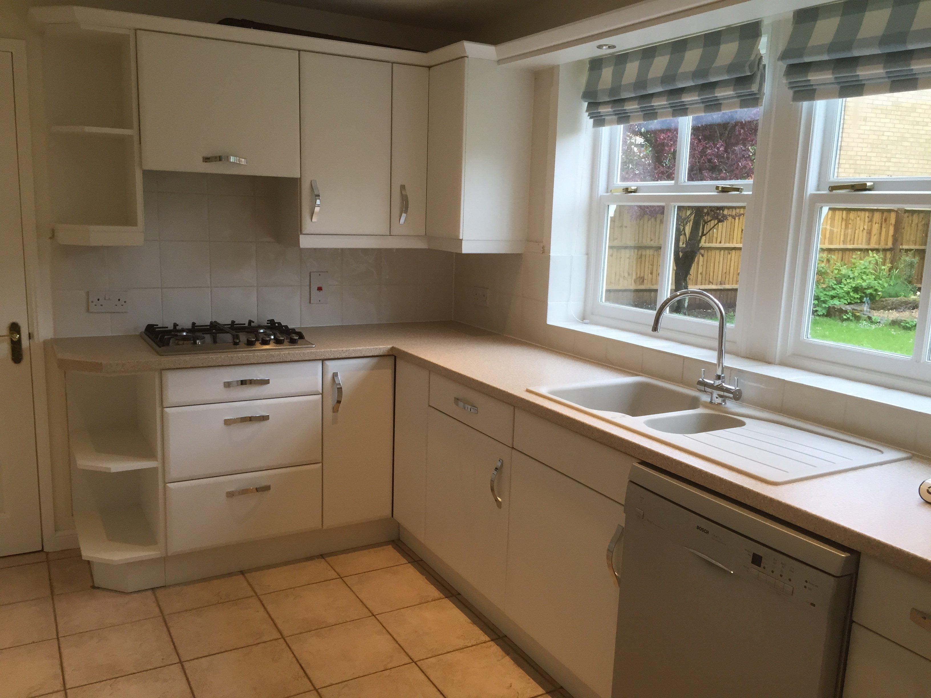 Made to measure kitchen in Bognor Regis