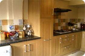 Kitchen facelift in Bognor Regis