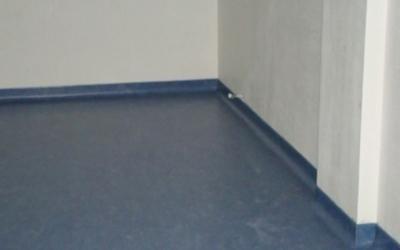 pavimentazione linoleum