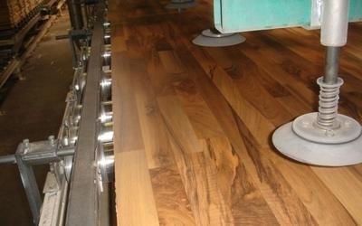 produzione laminato in legno