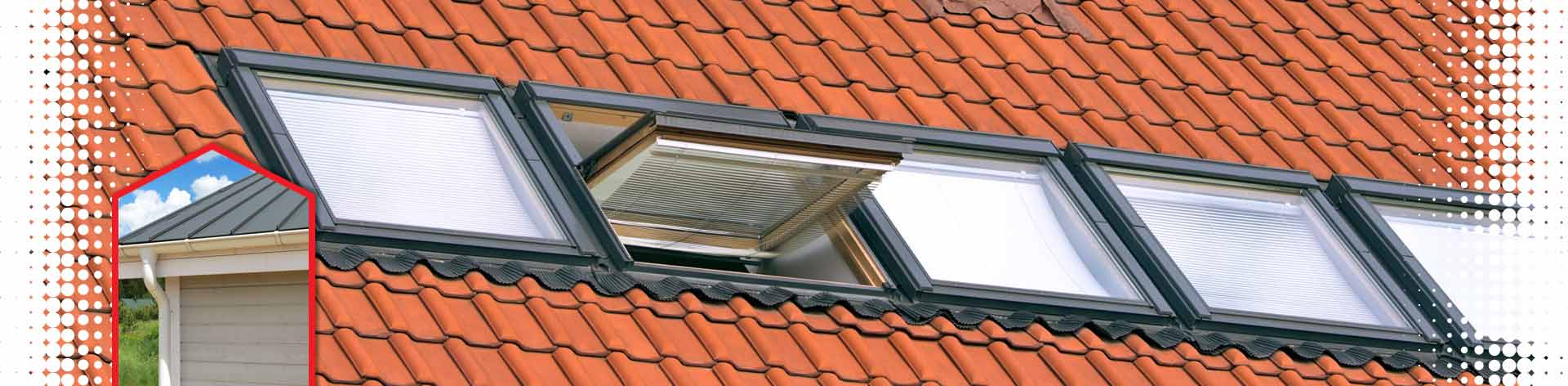 Skylight installation by Just Roofing