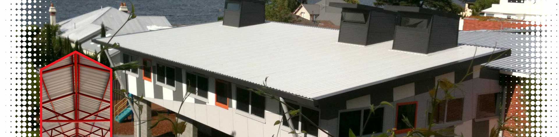 Roof systems by Just Roofing