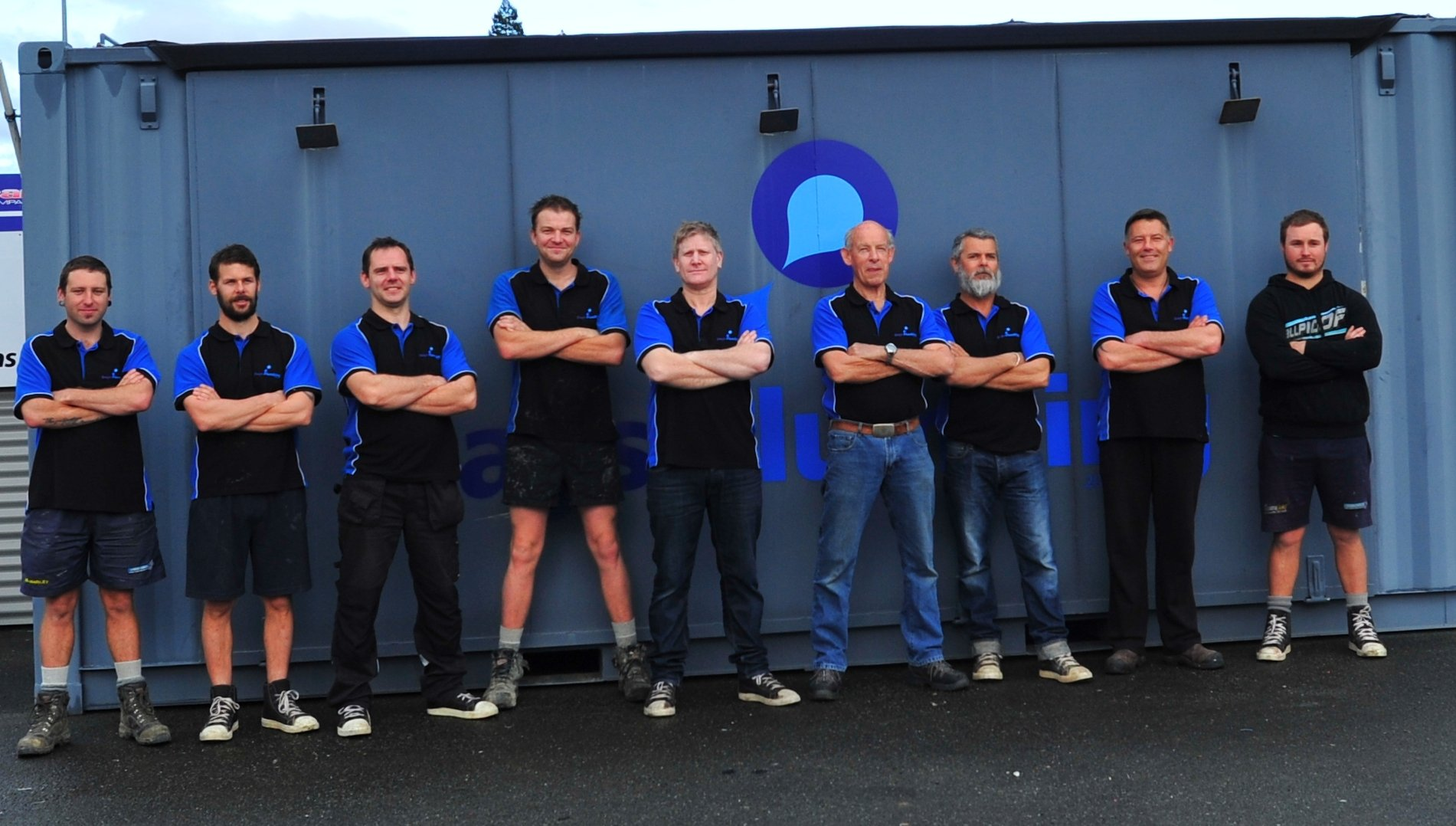 days plumbing staff members
