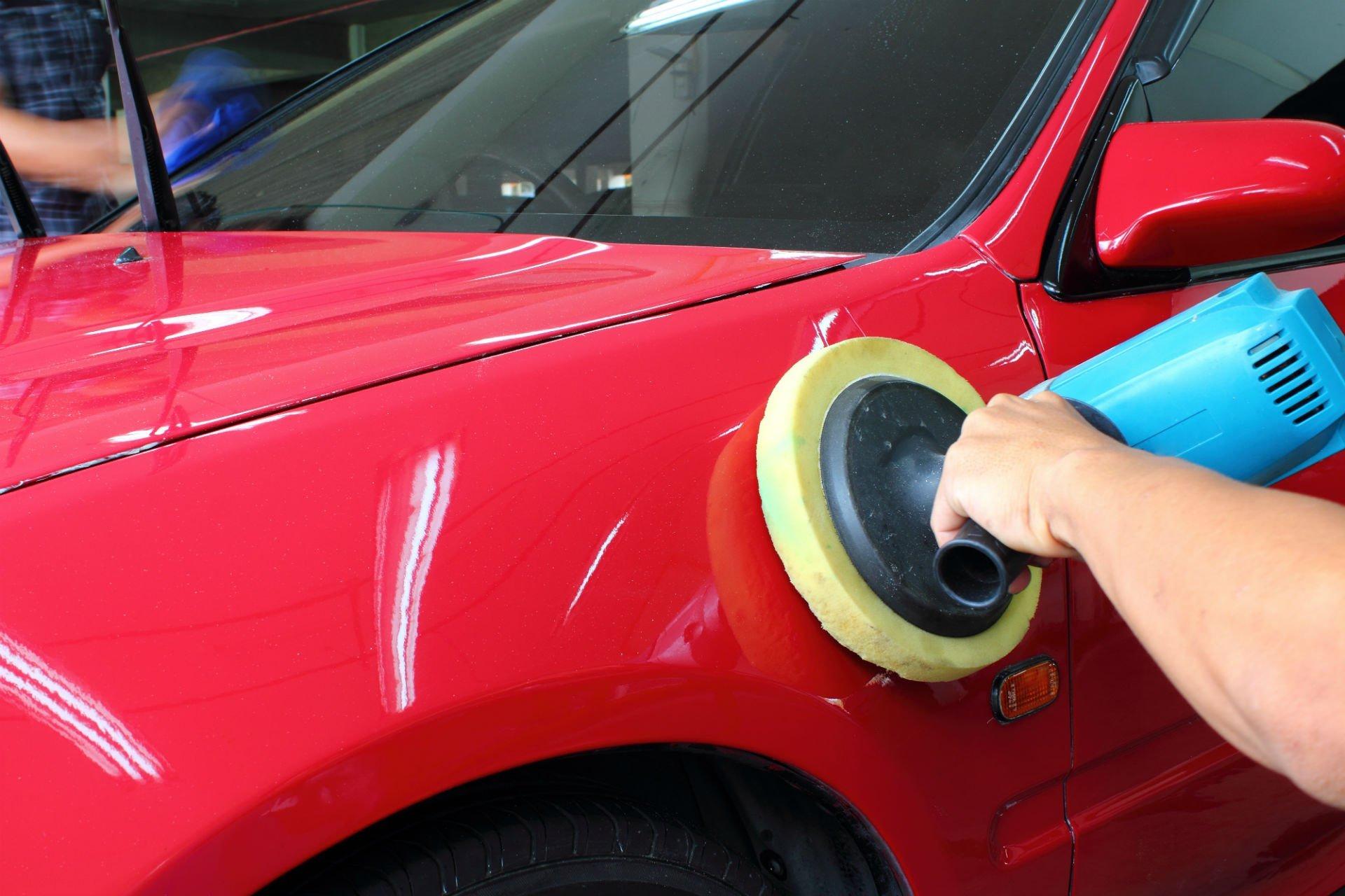 lucidatura automobile