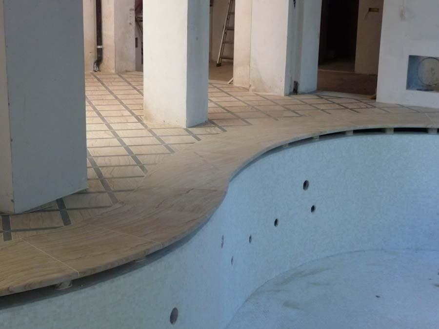 pavimentazione piscina