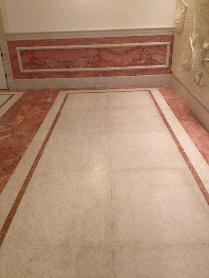 pavimento corridoio