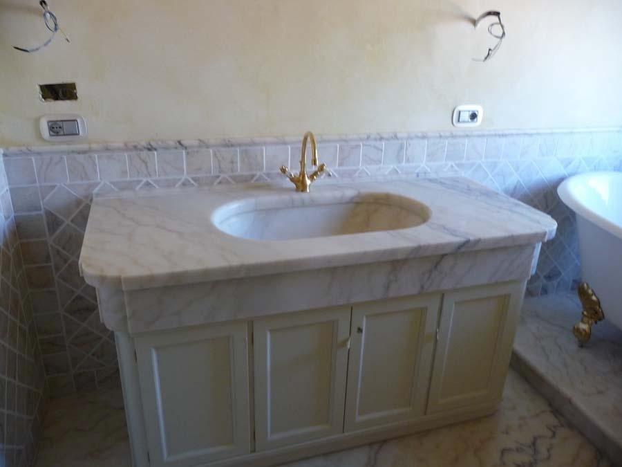 lavandino bagno
