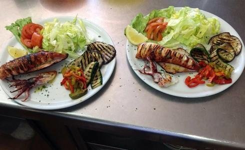 ristorante pizzeria da Michele - Isola Rossa - Sardegna