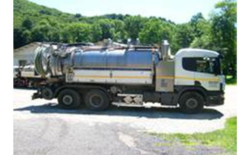 Scania 124 L 420