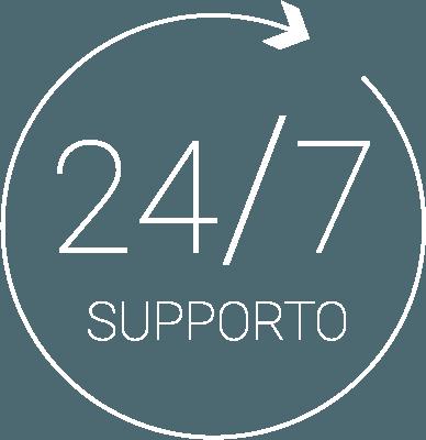 supporto 24/7