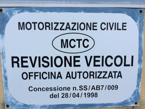 Centro revisioni Sassari