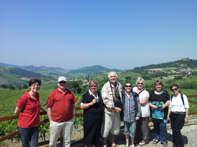 Enjoyed Small group tours to Italy