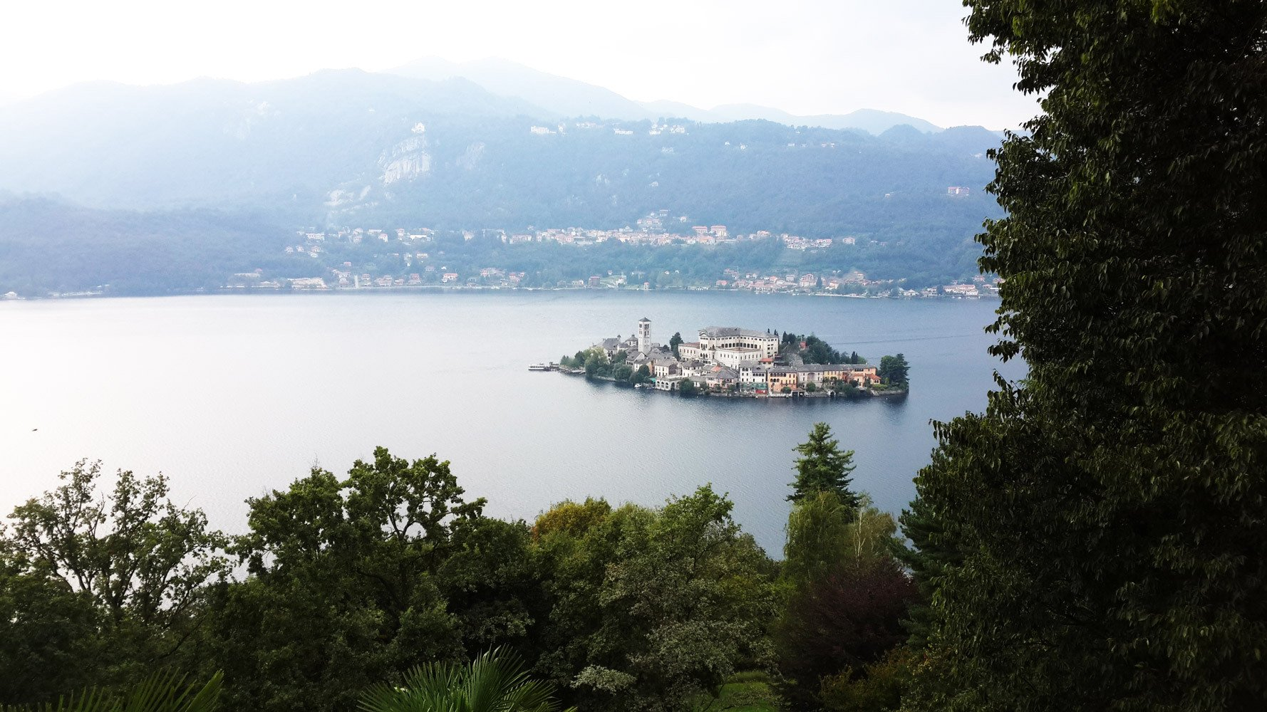 Small Group Tours Italy enjoy the view