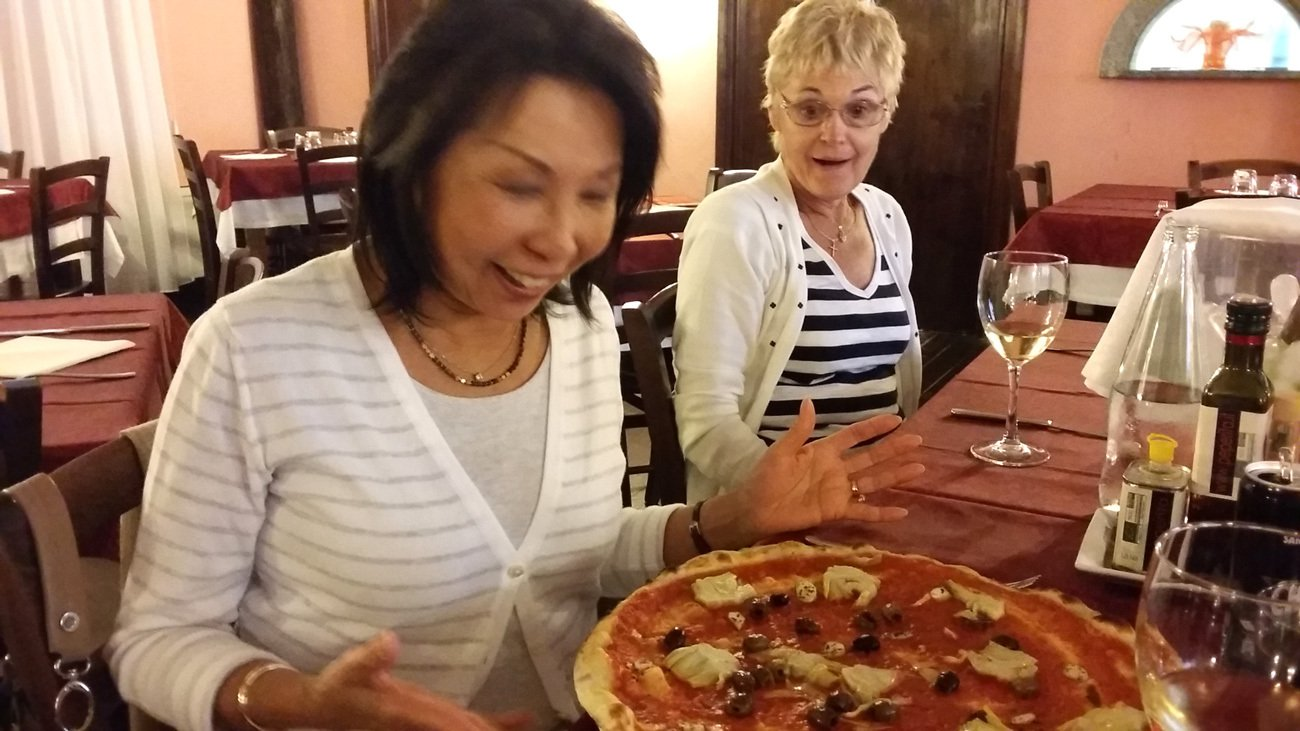 exciting food for Small Group Tours Italy