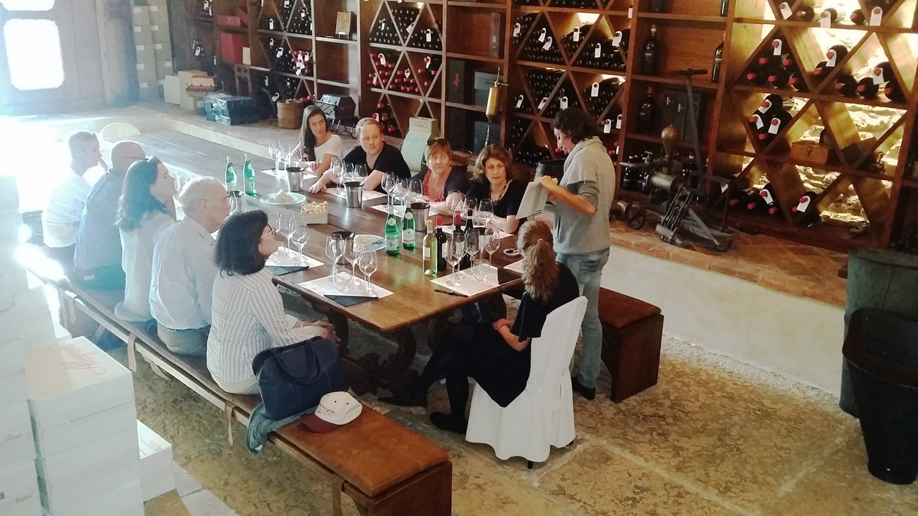 Small Group Tours Italy to Valpolicella Wine Region